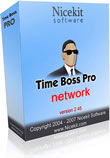 Time Boss PRO parental control software